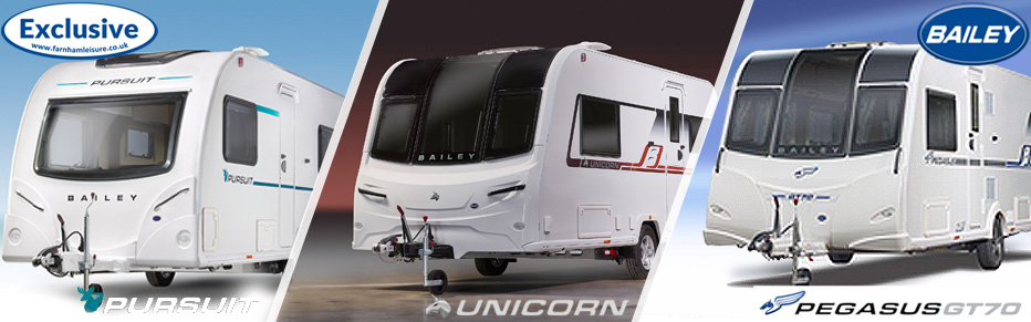 New Bailey Caravans