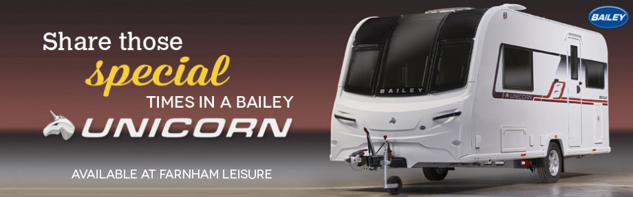 New 2018 Bailey Unicorn 4 coming soon