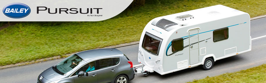 Bailey Pursuit Caravans