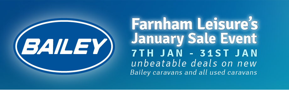 Farnham Leisure January Sale 2019