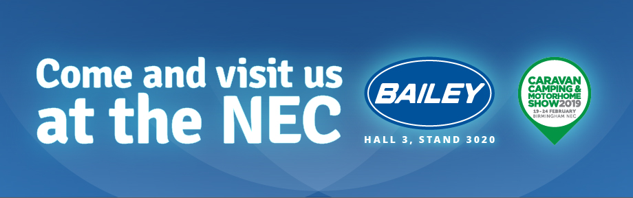 Visit Us at NEC Hall 3 Stand 3020
