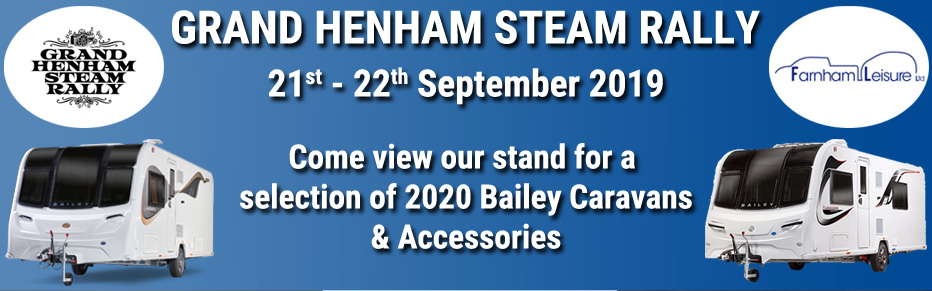 Grand Henham Steam Rally 2019
