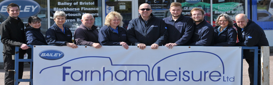 Farnham Leisure Team