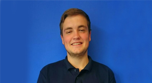 Sales Assistant Will Warne